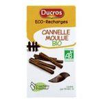 Ducros -    boîte éco-recharges cannelle moulue bio ducros  3166291539807