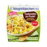 Weight Watchers -   watchers tagliatelle poulet et champignon a la creme barquette micro ondable  3166352940054