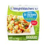 Weight Watchers -   watchers petite st jacques et torti barquette sous etui carton  3166352940092