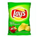 Lay's -  lay`s chips bolognaise   3168930000150