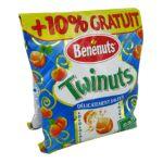 Benenuts - Twinuts - Snack goût salé +10% gratuit 3168930003496