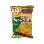 Lay's -  lay`s chips paysannes   | CHIPS PAYSANNE 135G LAY'S 3168930003823
