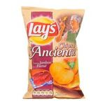 Lay's -  lays chips ancienne jambon fume   3168930003861