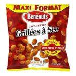 Benenuts - Graines - Cacahuètes grillées à sec 3168930003953