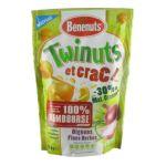 Benenuts - Twinuts et crac - Cacahuètes  oignon et fines herbes 3168930004004
