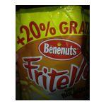 Benenuts - Fritelle - Snack goût bolognaise 3168930004288
