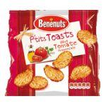 Benenuts - P'tits Toasts - Snack goût tomate provençale 3168930004325