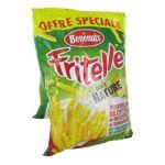 Benenuts - Fritelle - Snack goût nature 3168930005117