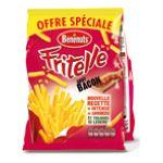 Benenuts - Fritelle - Snack goût bacon  3168930005148