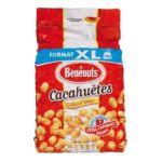 Benenuts - Graines - Cacahuètes grillées salées 3168930005322