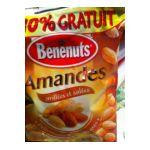 Benenuts - Graines - Amandes grillées et salées 3168930005384