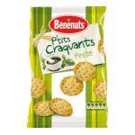 Benenuts - P'tits Craquants - Snack pesto 3168930005698