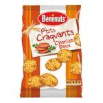 Benenuts - P'tits Craquants - Snack chorizo doux 3168930005704