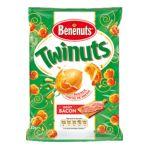 Benenuts - Twinuts - Snack goût bacon 3168930006152