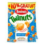 Benenuts - Twinuts - Snack goût salé 3168930006213