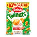 Benenuts - Twinuts - Snack goût bacon 3168930006220