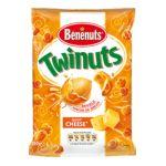 Benenuts - Twinuts - Snack goût cheese 3168930006282