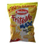 Benenuts - Fritelle Max - Snack goût jambon fromage +20% gratuit 3168930006787
