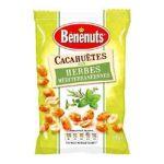 Benenuts - Graines - Cacahuètes aux herbes méditerranéennes 3168930006886