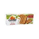 Gerblé -   biscuit patissier paquet nature standard gerble rectangle sesame simple  3175680011480