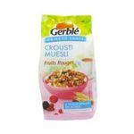 Gerblé -   cereale dietetique pepite sucre croquant muesli  3175681040922