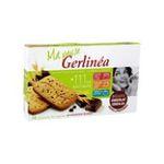 Gerblinéa -   pause gerlinea biscuit patissier sachet individuel en boite carton nature standard ma pause gerlinea rectangle pepite de chocolat simple  3175681797420