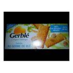 Gerblé -   galette de ble sachet cellophane biologique dietetique  3175681845091