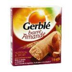 Gerblé -   barre cerealiere amande  3175681851832