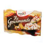 Yoplait - Ile gourmande - vanille caramel  3176572350069