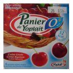 Yoplait - Panier de Yoplait 0% - Yaourt cerise 3176572486102