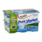 Yoplait - Petit Yoplait - Fromage frais nature non sucré 20% mg 3176572521001