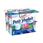 Yoplait - Petit Yoplait - Yaourt nature 0% mg  3176572596009