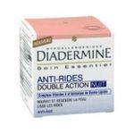 Diadermine -   soin essentiel produit pour visage pot dans boite carton anti rides double action tout type etagere  3178040673830