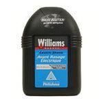 Williams Expert -   lectric shave produit avant rasage flacon avec alcool apaisant lotion  3181730382325