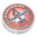 Ambassador -   | Camembert 20 % Ambassador | Colis de 30 pièces - La pièce de 240 g 3228020180480
