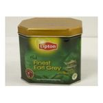 Lipton -  the noir boite metal bergamote vrac finest earl grey  3228881006936