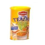 Lipton -  tea day the instantane boite metal caramel instantane vrac the au lait  3228881021038