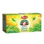 Elephant -   delices fruites infusion sachets individuels dans boite carton citron 25 sachets sachet sous papier tilleul  3228881043498