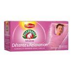 Elephant -   infusion sachets individuels dans boite carton 25 sachets detente et relaxation sachet camomille et oranger doux et vanille  3228881084644