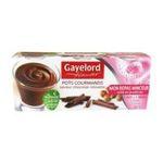 Gayelord -   hauser pot plastique chocolat et noisette  3ct  3229820182438