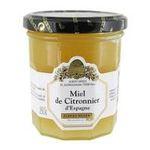 Albert Menes -   menes miel pot verre espagne liquide citronnier  3234750033354