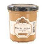Albert Menes -   menes miel pot verre espagne cremeux lavande  3234750033385