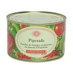 Albert Menes -   menes legumes mixtes boite de conserve cuisine piment d'espelette morceau piperade  3234750070571