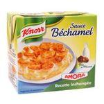 Amora -  les sauces bechamel sauce brique / briquette a rechauffer bechamel  3250541510194