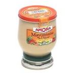Amora -   mayonnaise verre colore tournesol  3250541910253