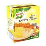 Knorr -  les surfines sauce brique / briquette a rechauffer beurre blanc  3250541913629