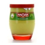 Amora - dark et lovely anti noeud anti noeud  75285000045 amora moutarde condiments verre de table   3250541918730
