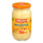 Amora -  mayonnaise bocal verre tournesol  3250546720031