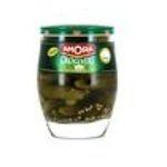Amora -  croq vert cornichon verre de table vinaigre 5 aromate regular / pasteurise extra fin  3250548108202