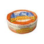 Ermittage -   munster pasteurise croute lavee standard a.o.c 50 pourcent m.g. vache cellophane entiere  3250553103995
